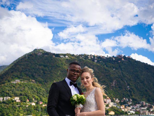 Il matrimonio di Friday e Chiara a Como, Como 10