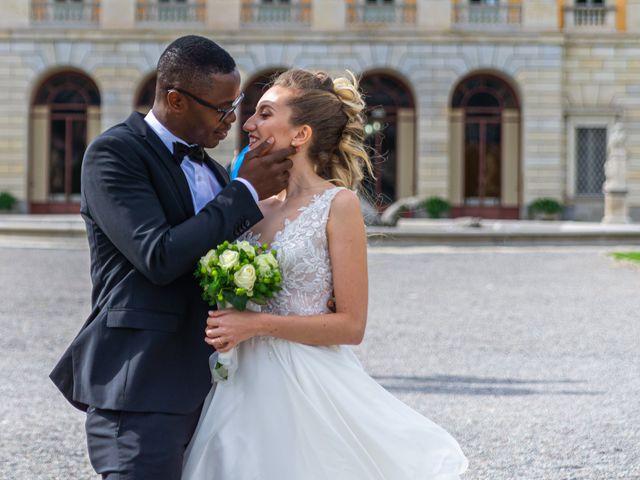Il matrimonio di Friday e Chiara a Como, Como 11