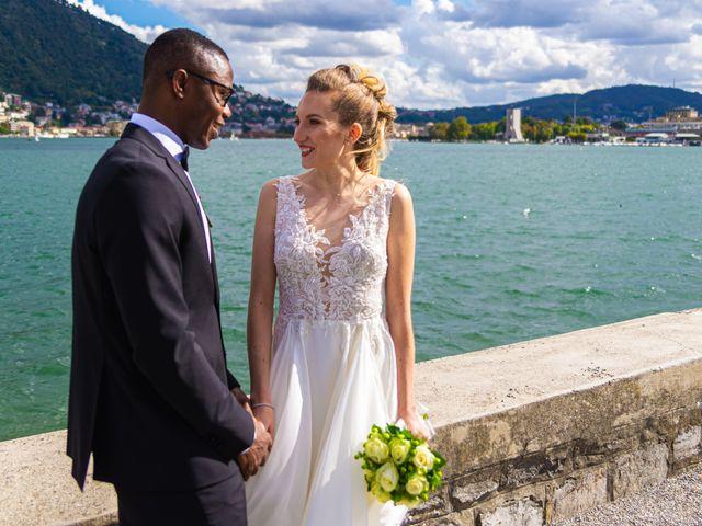 Il matrimonio di Friday e Chiara a Como, Como 12