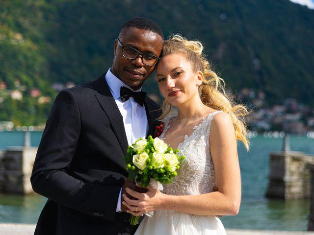 Il matrimonio di Friday e Chiara a Como, Como 13
