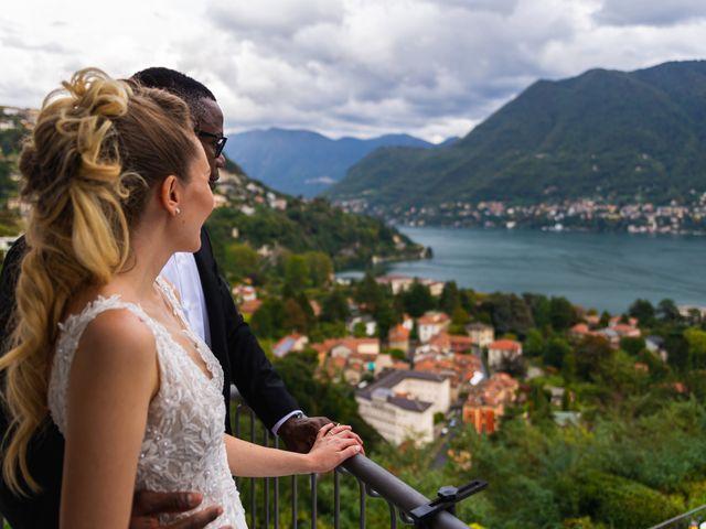 Il matrimonio di Friday e Chiara a Como, Como 16