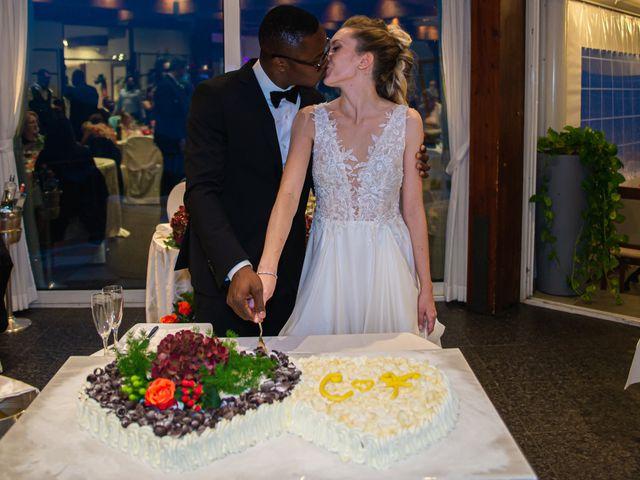 Il matrimonio di Friday e Chiara a Como, Como 17
