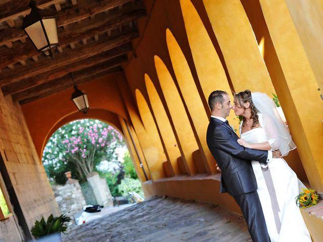 Il matrimonio di Cristian e Sara a Pistoia, Pistoia 1