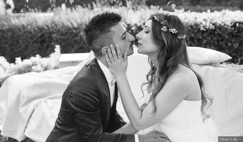 Il matrimonio di Alex e Alessia a Orsogna, Chieti