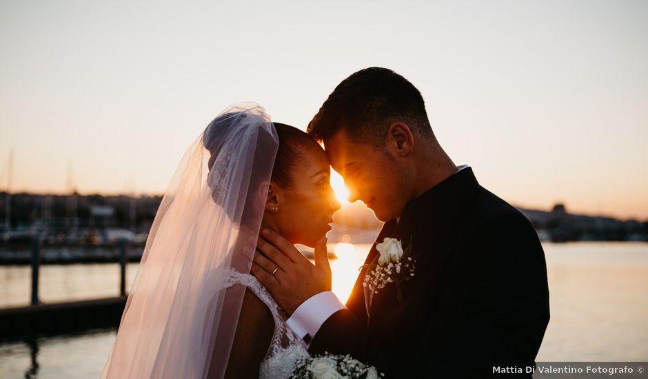 Il matrimonio di Enrico e Jenny a Morro d'Oro, Teramo