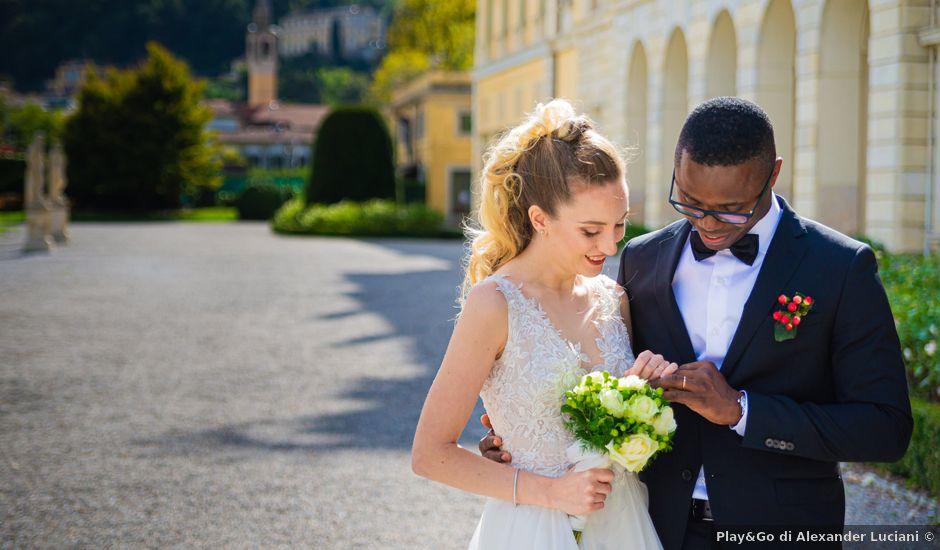 Il matrimonio di Friday e Chiara a Como, Como