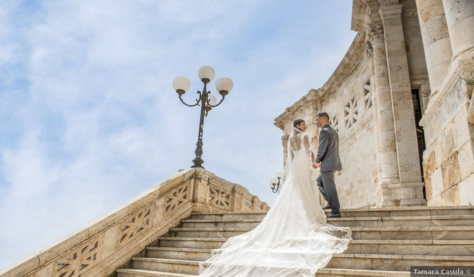 Il matrimonio di Giuseppe e Valentina a Cagliari, Cagliari