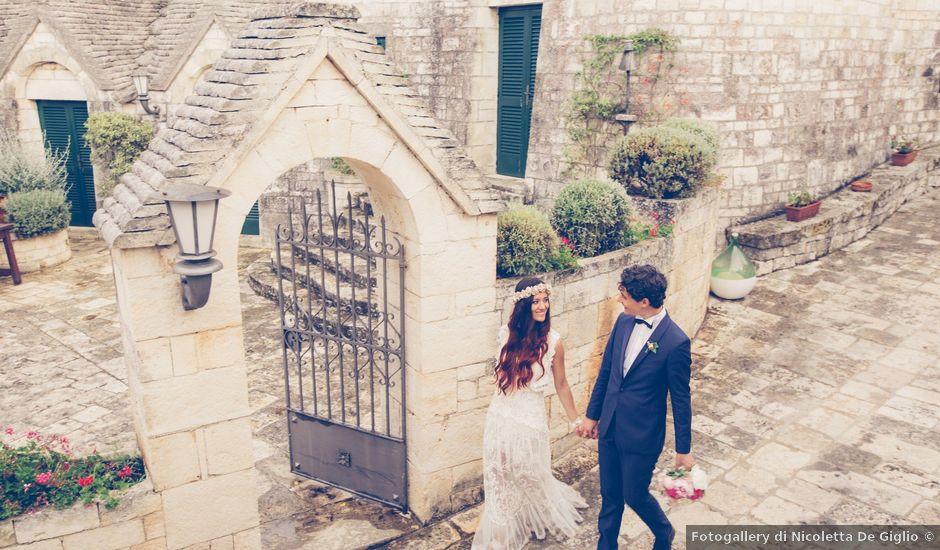 Il matrimonio di Michele e Brunella a Gravina in Puglia, Bari