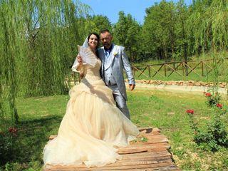 Le nozze di Kathryn e Ergyst