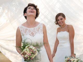 Le nozze di Laura e Serena