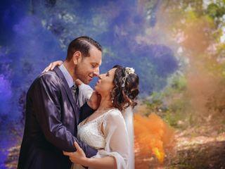 le nozze di Manuela e Giuseppe 1