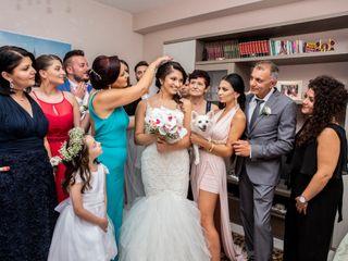 Le nozze di Andreea e Daniel 2