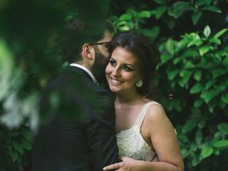 Le nozze di Giuliana e Nicola