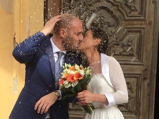 Le nozze di Sara Bernardi  e Roberto Segala  3