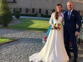 Le nozze di Sara Bernardi  e Roberto Segala