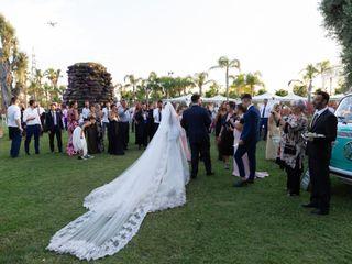 Le nozze di Melania e Matteo 2