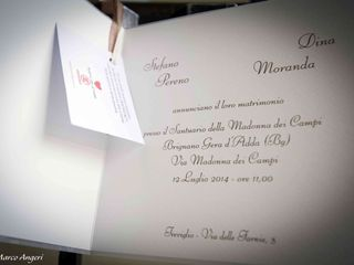 le nozze di Stefano e Dina 2