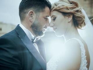 Le nozze di Paola e Salvatore