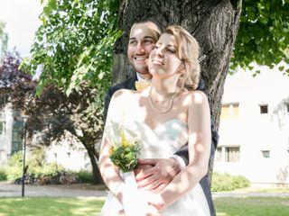 Le nozze di Cristina e Omar