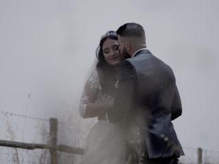 Le nozze di Giulia e Denni 1