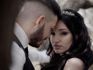 Le nozze di Giulia e Denni