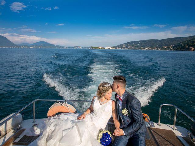 le nozze di Lucia e Mattia