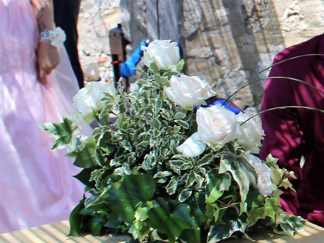 Il matrimonio di Ergyst e Kathryn a Poggibonsi, Siena 3