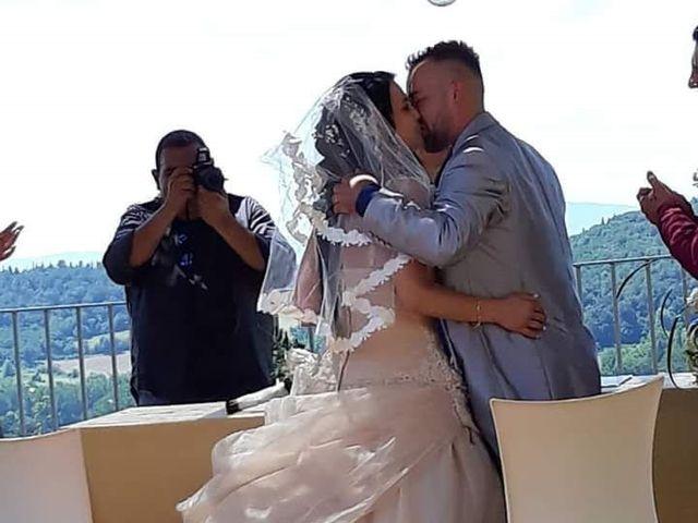 Il matrimonio di Ergyst e Kathryn a Poggibonsi, Siena 5