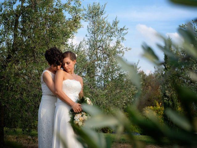 Il matrimonio di Serena e Laura a Montespertoli, Firenze 4