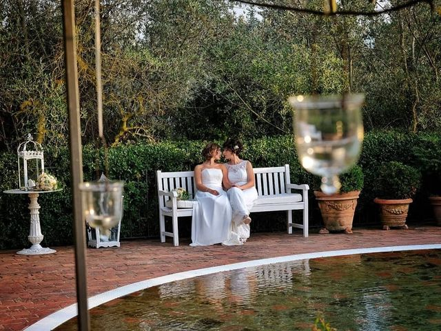 Il matrimonio di Serena e Laura a Montespertoli, Firenze 5