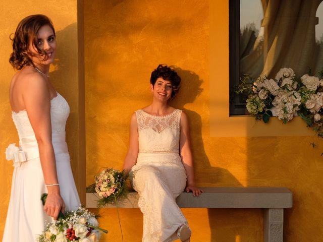 Il matrimonio di Serena e Laura a Montespertoli, Firenze 6