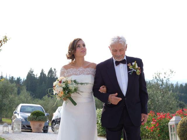 Il matrimonio di Serena e Laura a Montespertoli, Firenze 8