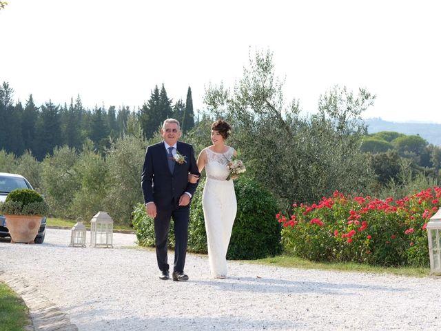 Il matrimonio di Serena e Laura a Montespertoli, Firenze 9