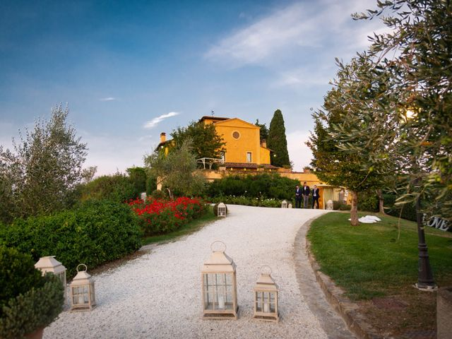 Il matrimonio di Serena e Laura a Montespertoli, Firenze 11