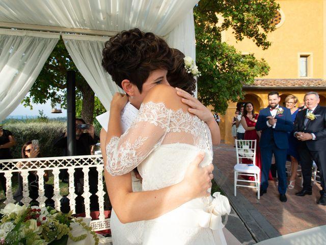Il matrimonio di Serena e Laura a Montespertoli, Firenze 24