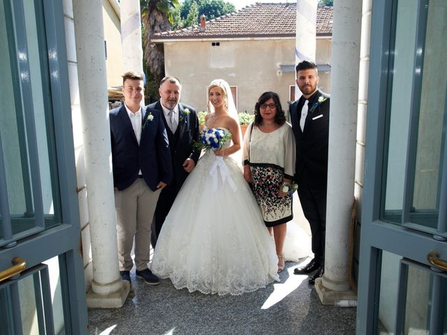 Il matrimonio di Angelo e Sara a Bollate, Milano 7