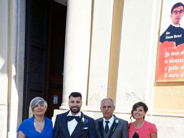 Il matrimonio di Angelo e Sara a Bollate, Milano 10