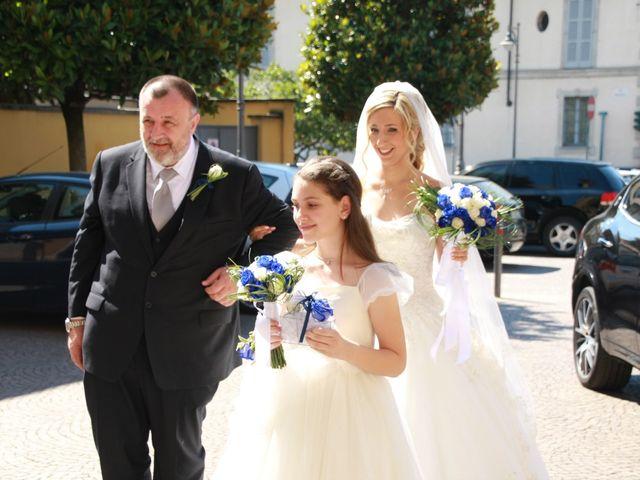 Il matrimonio di Angelo e Sara a Bollate, Milano 12