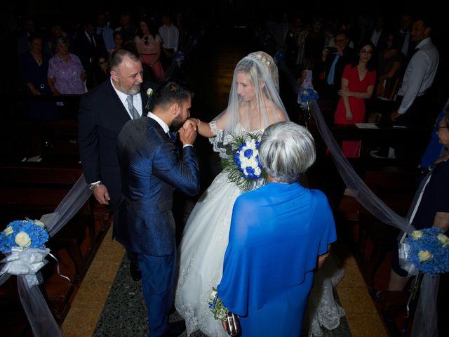 Il matrimonio di Angelo e Sara a Bollate, Milano 13
