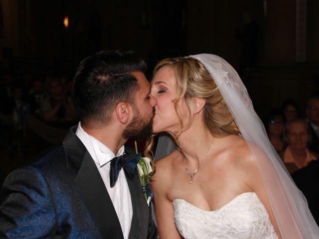 Il matrimonio di Angelo e Sara a Bollate, Milano 16