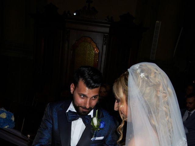 Il matrimonio di Angelo e Sara a Bollate, Milano 17