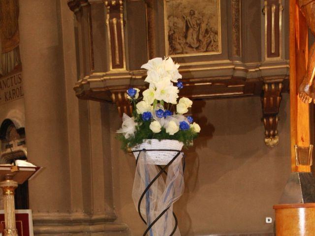 Il matrimonio di Angelo e Sara a Bollate, Milano 21