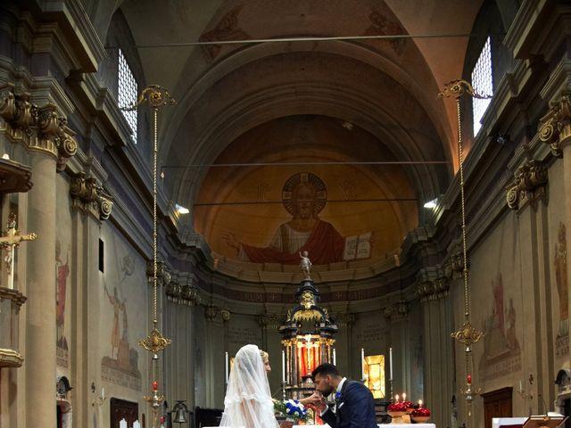 Il matrimonio di Angelo e Sara a Bollate, Milano 24