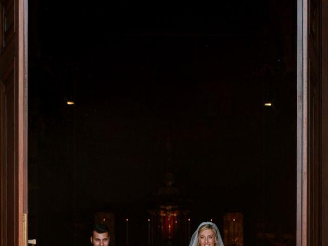 Il matrimonio di Angelo e Sara a Bollate, Milano 25