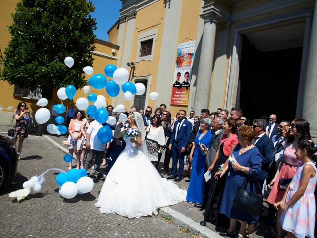 Il matrimonio di Angelo e Sara a Bollate, Milano 27