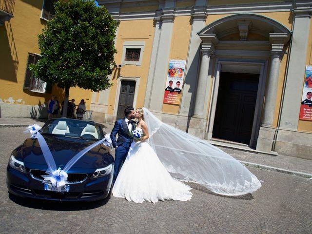 Il matrimonio di Angelo e Sara a Bollate, Milano 28
