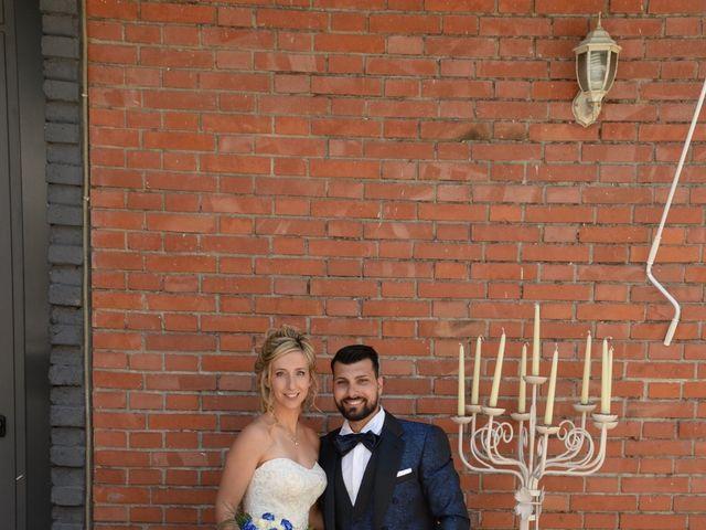 Il matrimonio di Angelo e Sara a Bollate, Milano 40