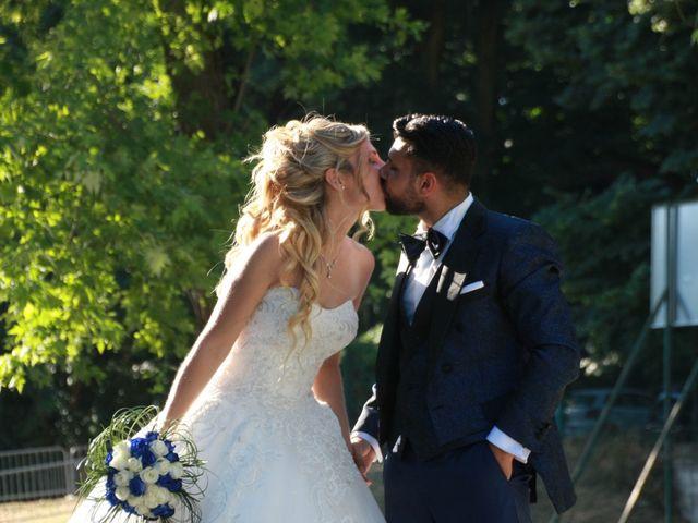 Il matrimonio di Angelo e Sara a Bollate, Milano 48