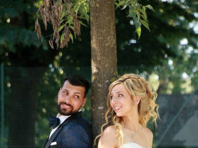 Il matrimonio di Angelo e Sara a Bollate, Milano 49