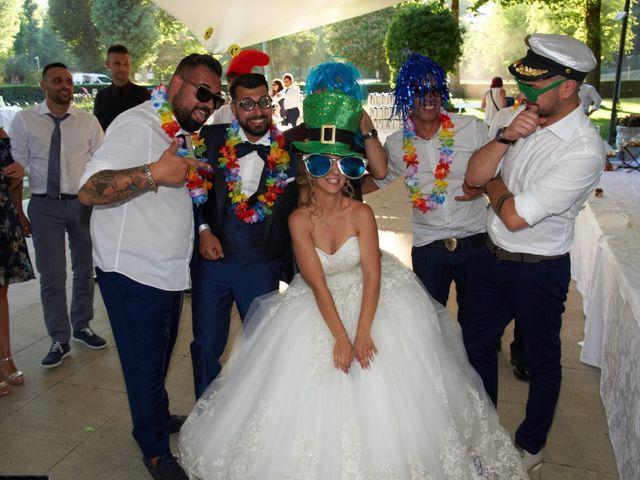 Il matrimonio di Angelo e Sara a Bollate, Milano 53